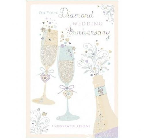 On Your Diamond Wedding Anniversary